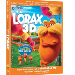 Dr. Seuss' The Lorax on 3D Blu-ray and DVD on 8/7/12
