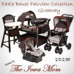 Eddie Bauer Baby Collection Giveaway