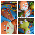 TinyLove Gymini My Nature Pals – Review and Giveaway