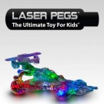 Laser Pegs – Building Toys of the Future (Giveaway!)
