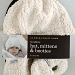 JJ Cole – Hat, Mitten, & Bootie Set (and Giveaway!)