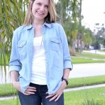 Kohl's Fashion Challenge: Denim On Denim