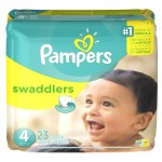 Celebrating #SwaddlersFirsts with a Pampers Giveaway!