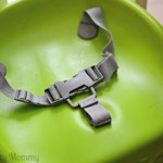 Review and Giveaway: Bumbo Booster Seat