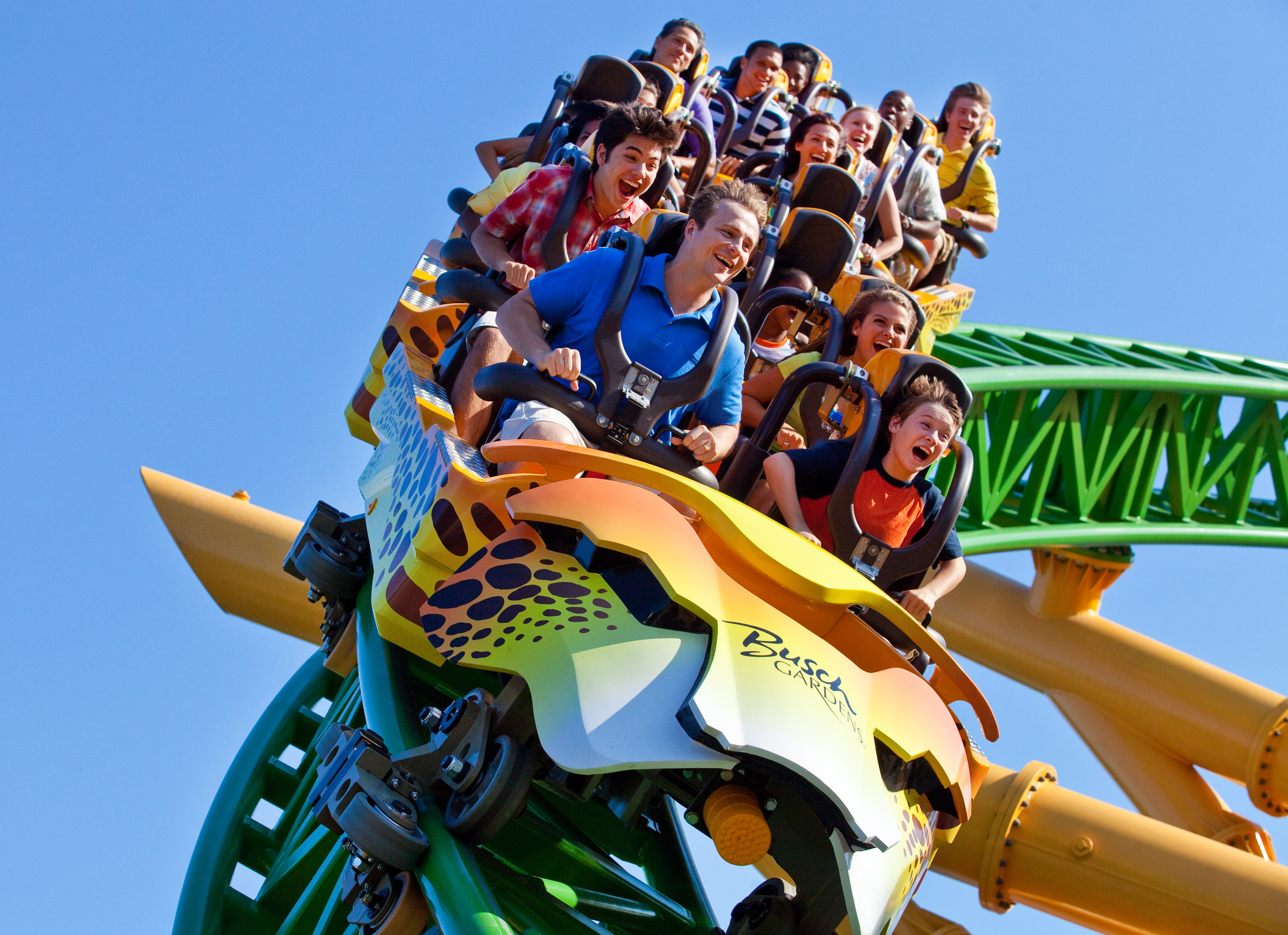 Celebrate weekdays with busch gardens tampa or seaworld - How far is busch gardens from orlando ...
