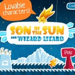 Son of the Sun and Wizard Lizard Makes Storytime Interactive!