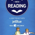 Keep Kids Reading With Magic Tree House and JetBlue #SOARWITHREADING #sponsored #MC