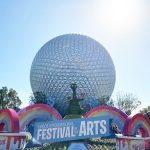 Epcot — International Festival of the Arts