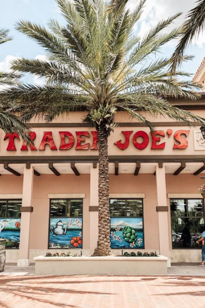 Trader Joe's Shopping List You Must Bring With You