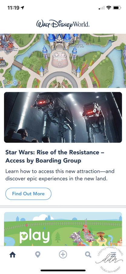 Star Wars Boarding Group access