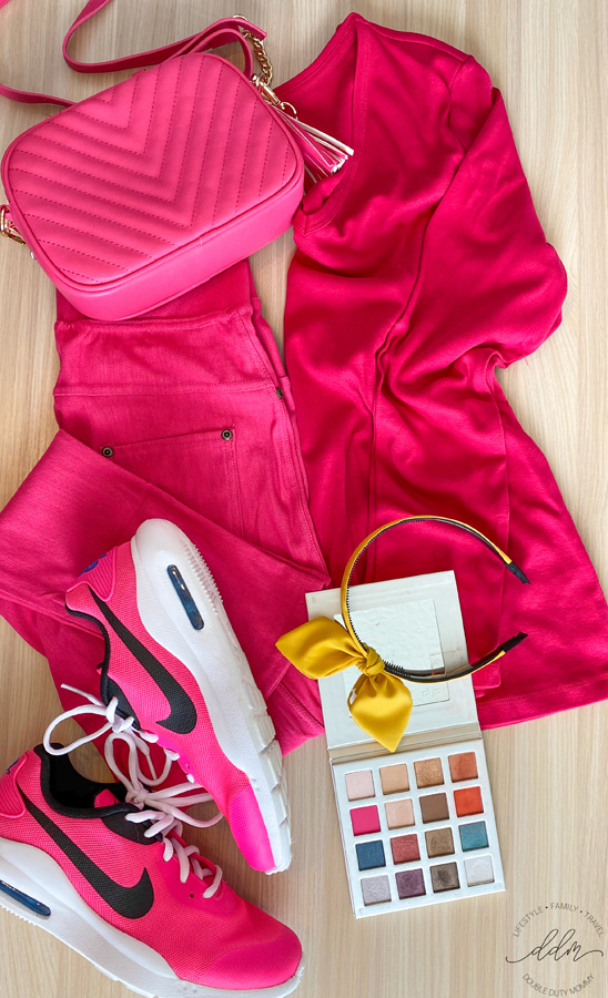 Anastasia-Tremaine-outfit-flat-lay